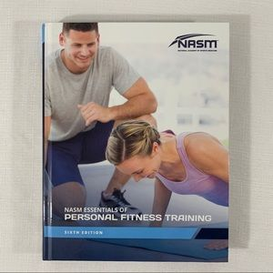 NASM Personal Training Book